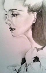 The Beginning of Portrait by YohannaKim