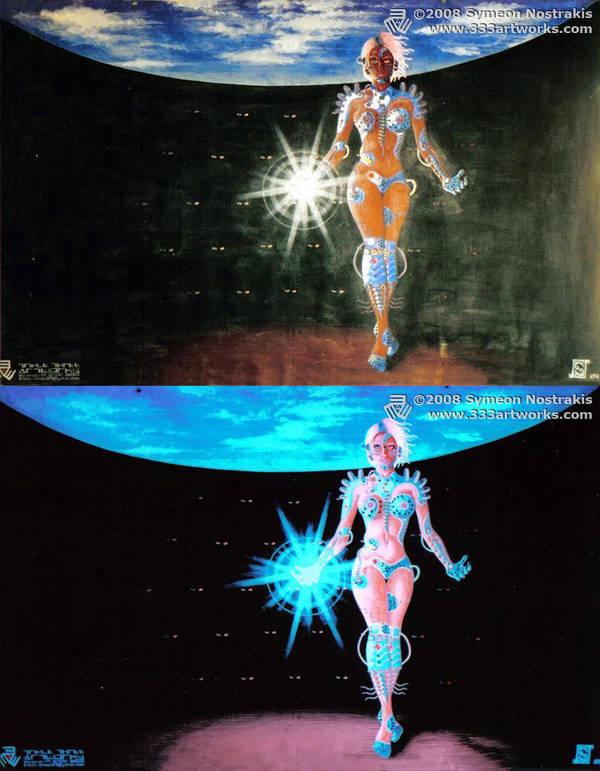 B.I.O.Mechanoid by 333artworks