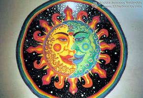 Sun+Moon by 333artworks