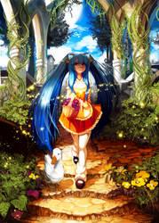 Flowergirl by VSRI