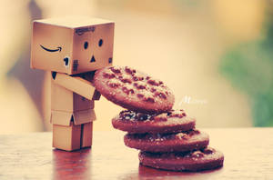 Ohh chocolate coockie... by LarkuccH