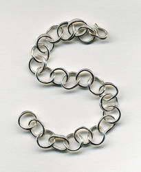 Skewed Loops Bracelet by N96D