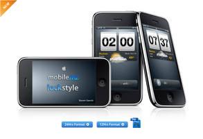MobileMe LockStyle by BG2009