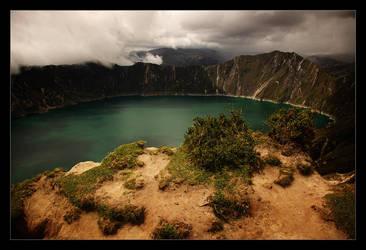 Volcano Lagoon by ranmor