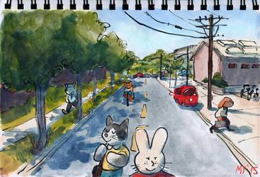 school day by mobul