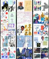pages + sketchbook download link! by mobul