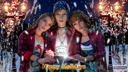 LiS BtS - Happy holidays by Mike-Kossi