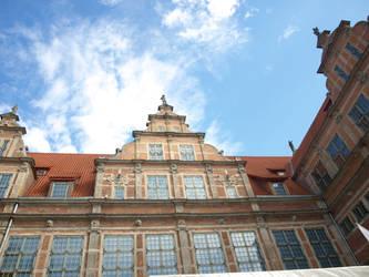 Gdansk Sky by makaroniczos