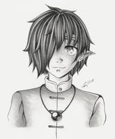 Shen (Commission) by RandomArtHQ