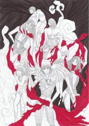 Ragnarok Online XI by simoneines