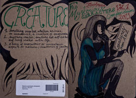 The Sketchbook Project 2013 - Cover by simoneines