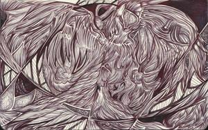 Moleskine III - Phoenix by Nakilicious
