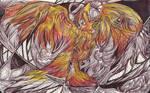 Moleskine III - Phoenix (2) by Nakilicious