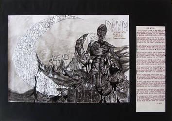 The War -- Der Krieg by simoneines