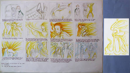 Storyboard concept idea by simoneines
