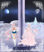 Neo Sailor Moon - Princess Lady Serenity by Myusse