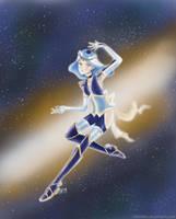 Secret Santa - Epic Sailor Yarashiel by Myusse