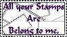 All Your Stamps Stamp by ThexIcexQueen