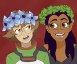 VLD: Do We Really Need Flower Crowns by MooseWaifu