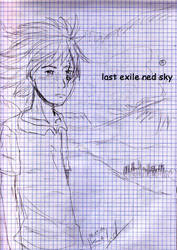 Last Exile Red Sky pic by Walking-over-clouds
