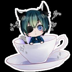 Teacup Ciel by rinnedesu