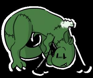 Dino bb by Maplefur-Art