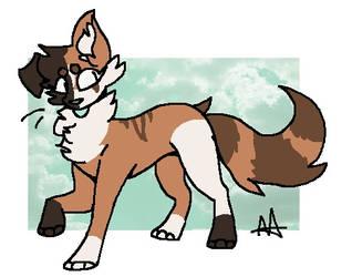 ew furry by Maplefur-Art