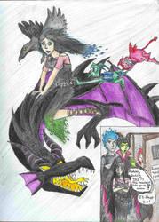 Contest Entry: Circe by Riku-Sonozaki