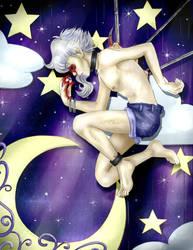 Genesis - Up in the fake Night Sky by MasterJuunanagou17