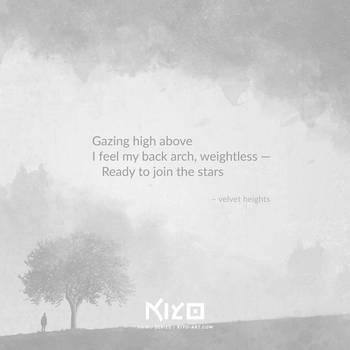 Velvet Heights by Kiyo-Poetry