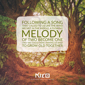 Melody of Hearts by Kiyo-Poetry