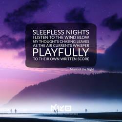 Music of the Night by Kiyo-Poetry