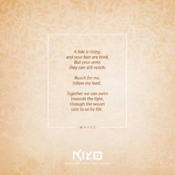 Waves by Kiyo-Poetry