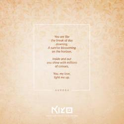 Aurora by Kiyo-Poetry