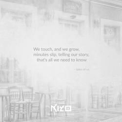 Tales of Us by Kiyo-Poetry