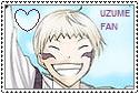 Uzume Stamp by demonicmews