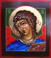 St. Michael, Archangel by JesseAcosta