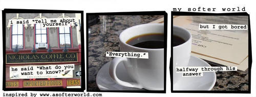 My Softer World 2 by IsEveryoneThisLost
