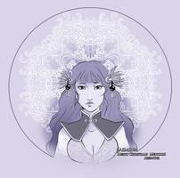 Adventskalender: Jasmina for Menolly-48 by fee-absinthe