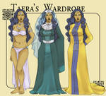 Wardrobe - Taera by fee-absinthe