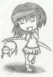 Miki Falls Chibi by lostmemory123