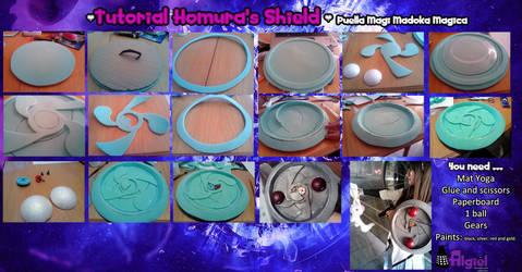 Homura Shield Tutorial by algiel