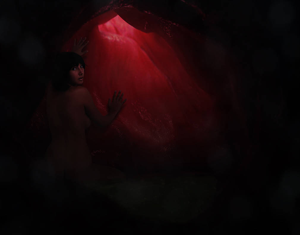 Escape attempt by VO-Photoshop
