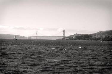 Golden Gate Bridge by theend