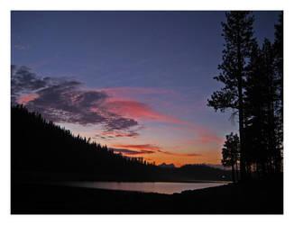 Jackson Meadows Reservoir, CA by theend