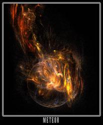Meteor Fractal by pesky0yuna