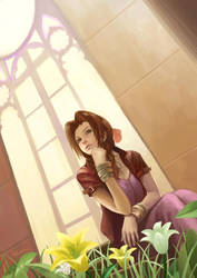 Aerith by hf-zilch