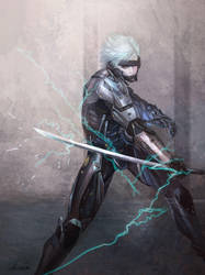 Raiden by hf-zilch