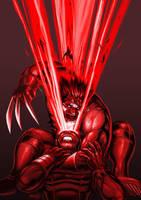 X-Men Schism by BenjaminAng