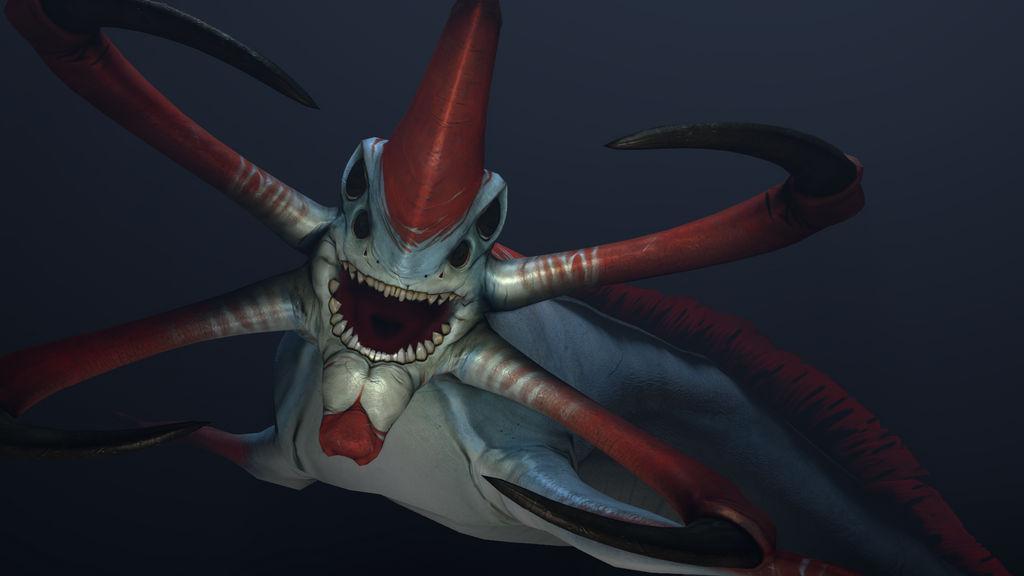 Reaper Leviathan by Krozyniac